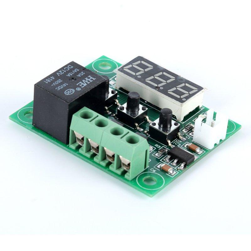 -50-110 Degree DC12V Heat Cool Temp Thermostat Temperature Control Switch Digita