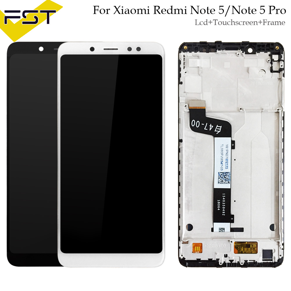 for xiaomi redmi note 5 pro lcd display touch screen test. Black Bedroom Furniture Sets. Home Design Ideas