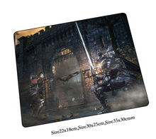Dark Souls mouse pad Indie Pop gaming mousepad gamer mouse mat pad game computer Professional desk padmouse laptop play mats