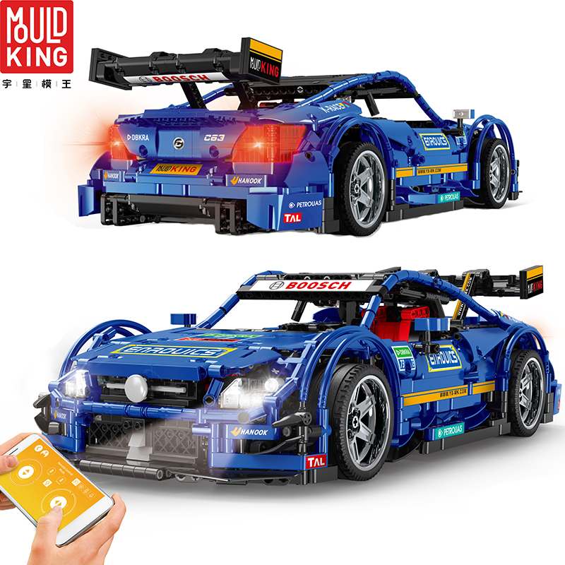 C63 technology series 13073 1970Pcs Compatible Legoinglys MOC-6687 APP programming remote control RC Car Set Building Blocks ToyC63 technology series 13073 1970Pcs Compatible Legoinglys MOC-6687 APP programming remote control RC Car Set Building Blocks Toy