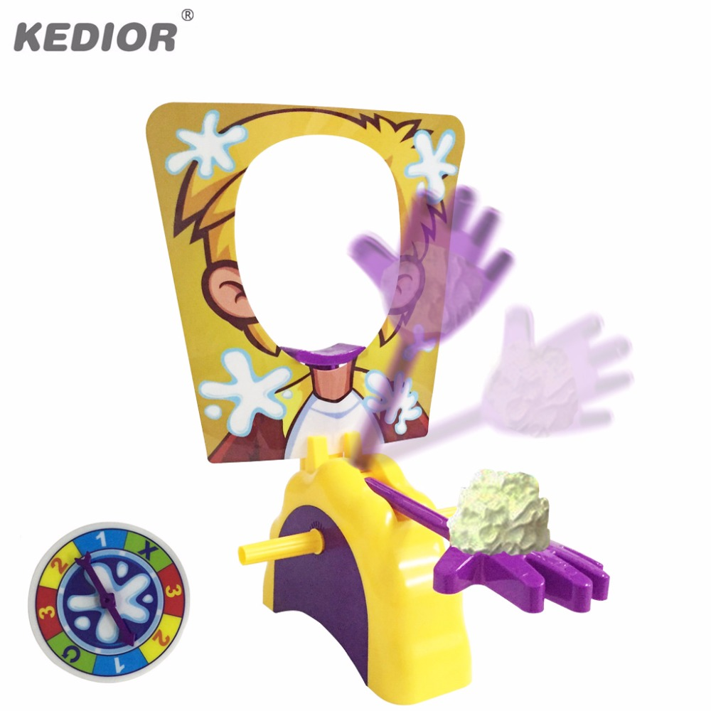 kedior Fun Prank Face Gadgets Game Funny Toys for Kids Gift