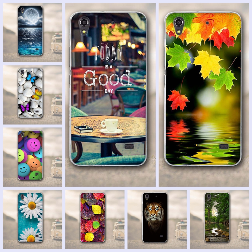 3D Soft TPU For Huawei Ascend G620S G621 Honor Play 4 Case Silicon Coque For Huawei Honor 4 Play C8817E C8817D Cover Fundas