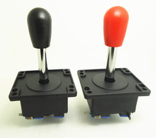 Spanish style  joystick with microswitch for arcade game machine parts