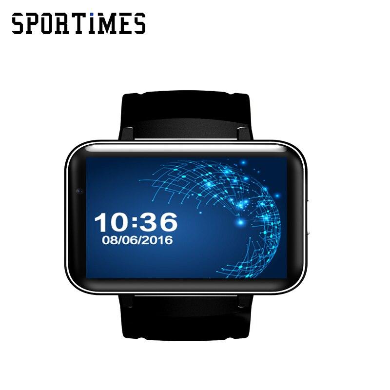 SPORTIMES DM98 Smart Bracelet IP68 Étanche Bracelet Moniteur De Fréquence Cardiaque Podomètre Montre Smart Watch Couleur LCD Écran Fr iOS Android