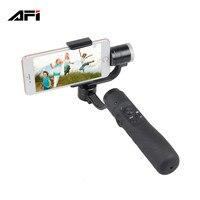 China Product AFI V3 Brushless Yi Gimbal 3 Axis Handheld Stabilizer For Iphone Huawei Gopro Action