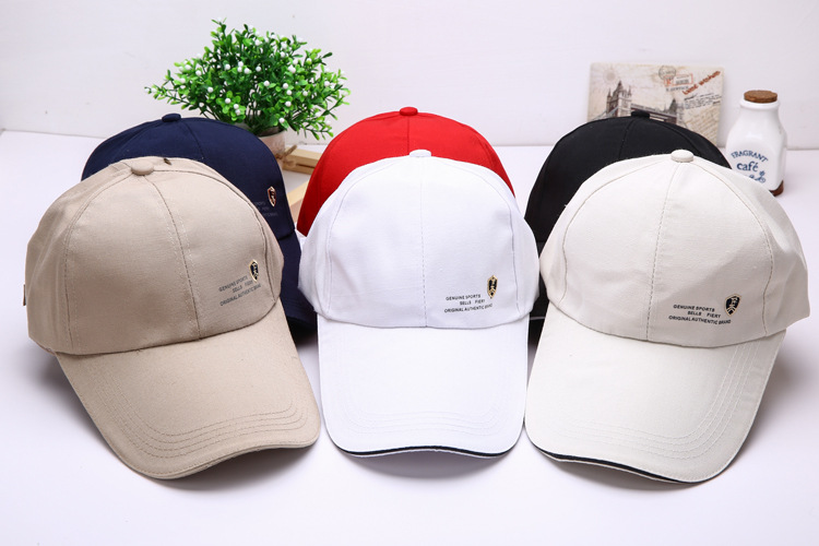 04ec21a45ec20 Hats 2016 Hot Sale Long brimmed baseball cap fishing cap hat lovers Sport  tourism widened visor Hat 6 color  1 70052.