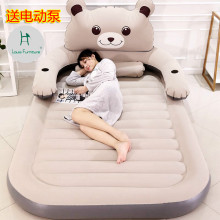 Луи Мода мешок фасоли диваны Шиншилла маттрес мультфильм подушки один двойной прекрасный дом утолщенной складной кровать спальня пол