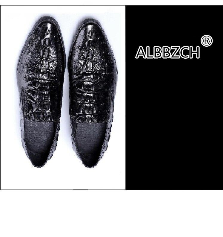Zapatos Us10 De Nuevo Boda Alta Wine Repujado Dedo Pie Trabajo Tamaño Oficina En 37 Vestir Hombres Resbalón Mens Moda Punta 44 Black Calidad Del Los Cuero red gxgqIptC