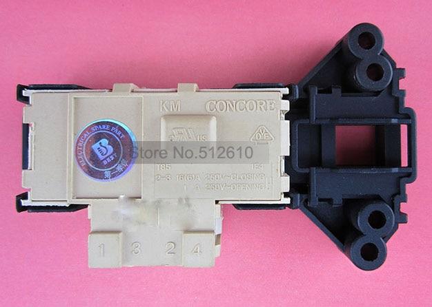 Original Used For Whirlpool Haier LG Panasonic Samsung Siemens Drum Washing Machine Meiling Three Electronic Door Lock