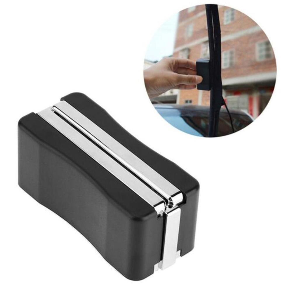 Universal Vehicle Windshield Repair Kit Wiper Blade Scratches Wiper Repair Tool Car Wipers Abrasives