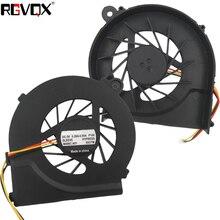 цена на New Laptop Cooling Fan For HP CQ42 G42 G4-1000 G6-1000 3 pins CPU Cooler/Radiator Cooler