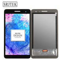 Srjtek Black For Huawei Honor Play Mediapad T1 701 T1 701U T1 701U LCD Display With