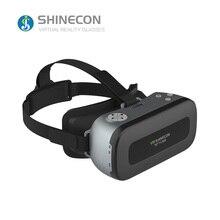 Jslinter AIO1 все-в-одном виртуальной реальности Очки 3D 360 градусов Система Android 4.4 Google cardboard с 40 мм объектив краткий светло