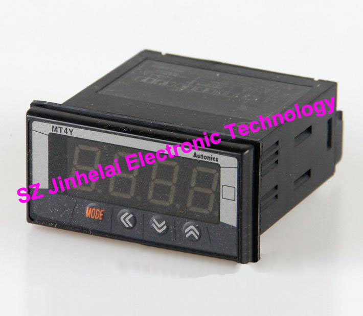цена на New and original Autonics PANEL METER MT4Y-DV-4N