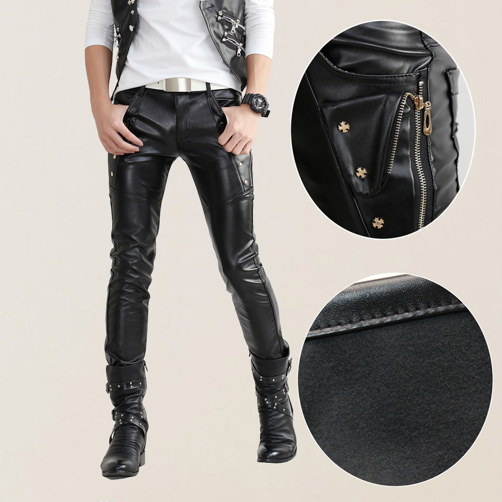 Find leather pants from a vast selection of Clothing for Men. Get great deals on eBay!