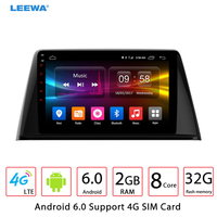 NEW 9 9 Inch Android 6 0 64bit Octa Core DDR3 2G 32G FDD 4G Car