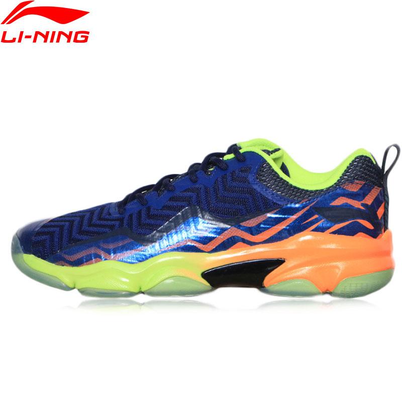 ba8323c01172e6 Li Ning 2018 Neue Männer SONIC BOOM Professionelle Badmintonschuhe  Atmungsaktive Anti Slip Li Ning Tragbare Sportschuhe turnschuhe AYZN011 in Li  Ning 2018 ...