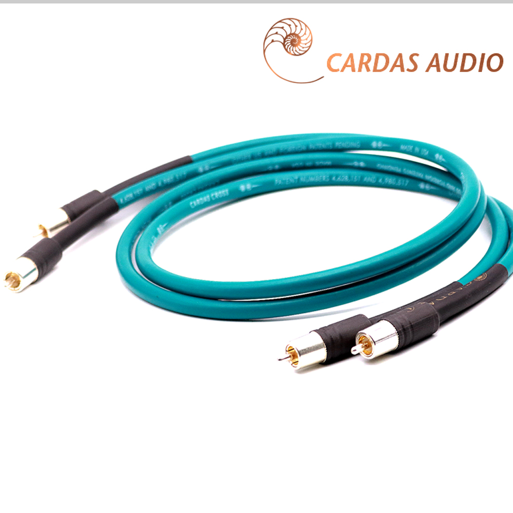 CARDAS Cross RCA Interconnect Audio Cable HIFI Audio RCA Cable 1M цена