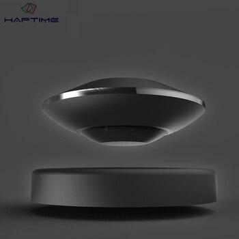Haptime Supergravité Magnétique Lévitation Bluetooth Haut-Parleur USB Sans Fil Bluetooth Maglev