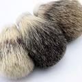 Hair Knot For Shaving Brush 19/60 21/70 Pure Badger 18/60 Bristle 3 Knots/Set