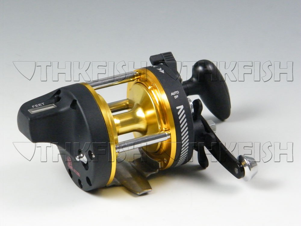ФОТО Promotion!! 1x Redman 3+1BB AT20 Fishing Reels Salt Water Boat Tackle Drum Conventional Reels