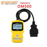 OM 500 High Quality OBDMATE OBD Code Reader Auto Scanner Free Shipping