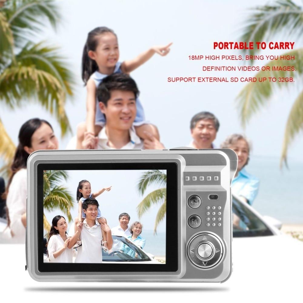 2.7 TFT LCD HD 720P 18MP K09 Digital Camera Camcorder CMOS Sensor 8X Zoom Anti-shake Anti-red Eye Digital Camera Drop Shipping hot sale easy use hd 720p 12m 8x digital zoom video camcorder camera gift for family happy recording 1pc