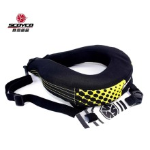 2017 New SCOYCO motorcycle riding neck Protect protection knight equipment Protective Gears Neck guard N02B