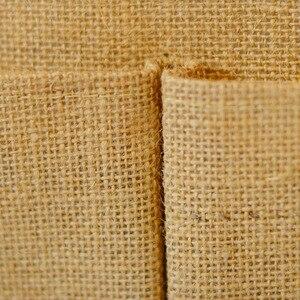 Image 3 - Creative toile coton stylo lunettes portefeuille ciseaux lettre tenture murale maison bureau sac de rangement CU
