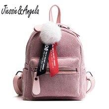 купить Jiessie&Angela Mini Small Ladies Backpack Girls School Bags  Fashion PU Leather Women Shoulder Bag Bolsas Mochilas Sac по цене 1372.97 рублей
