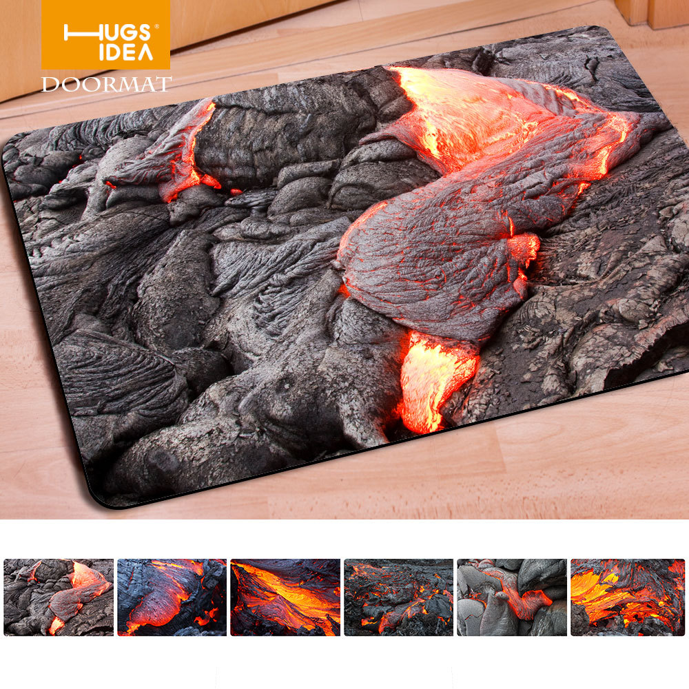 Worksheet Kitchen Volcano kitchen volcano promotion shop for promotional on 4060cm non slip 3d printed doormats red printing rubber door mat living roombedroom floor mats rug