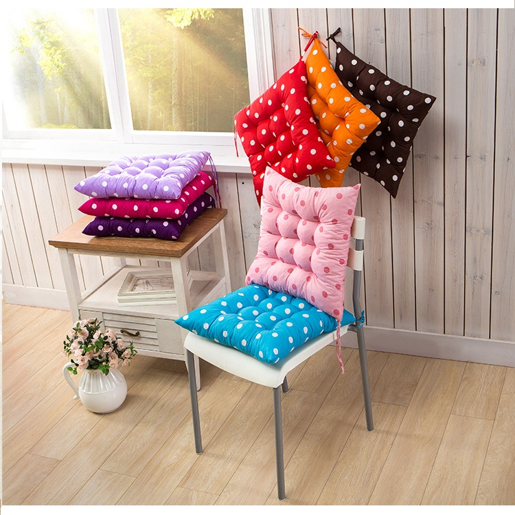 Nordic Style Winter Chair Stool Seat,Cojines Decoracin Para El Hogar,Sofa Pillow Office Thick Cotton Cushion