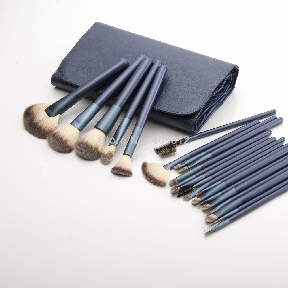 Professional High Quality 22pcs Set Makeup Brushes Cosmetic Make Up Tools Kit High Quality Nylon Hair
