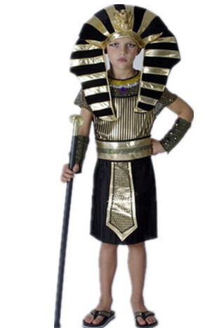 children egyptian pharaoh costumes 2017 new cosplay masquerade halloween childen kid costume egyptian pharaoh cleopatra royal - Egyptian Halloween Costumes For Kids