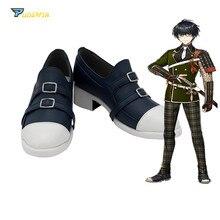 Touken Ranbu Online Kotegiri Gou Boots Cosplay Shoes Custom Made Any Size цена и фото