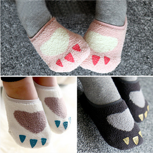 2016 Hot Sale Baby Socks Casual Cotton Winter Sock Baby