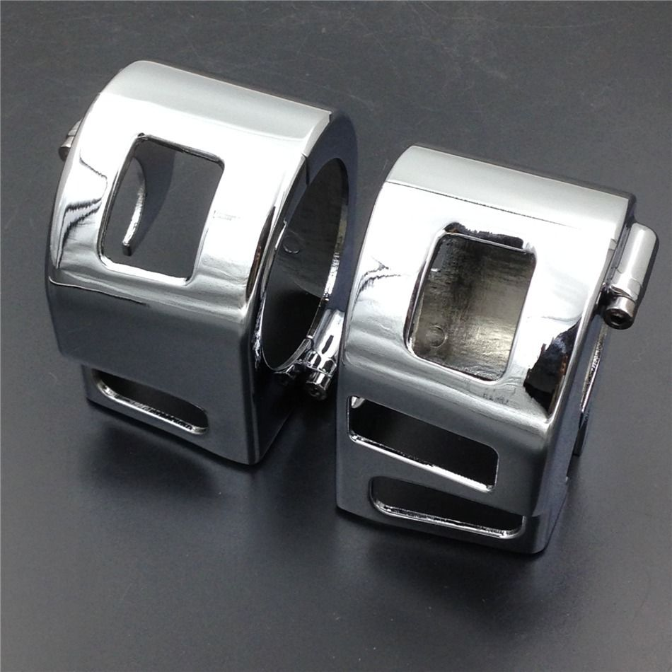 List Of Apartments That Accept Evictions: Brand New 100% Chrome Switch Housing Cover For Yamaha V
