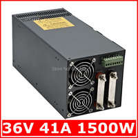Electrical Equipment & Supplies> Power Supplies> Switching Power Supply> S single output series>SCN 1500W 36V