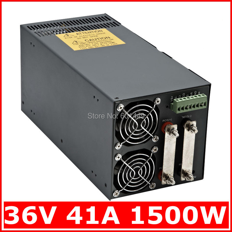 Electrical Equipment & Supplies> Power Supplies> Switching Power Supply> S single output series>SCN-1500W-36V cw15e 06a t emi power supply filter 110 250v 6a ac electrical equipment adapters power supplies