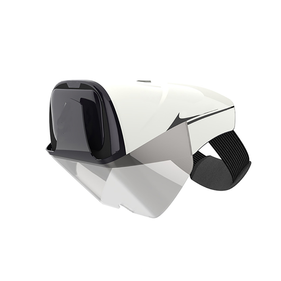 Zuczug AR Headset Box Glasses 3D Holographic Hologram Display  Intelligent Products AR Head Display Helmet VR Game Content