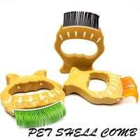 Dog Open Smooth Pet Hair Removal Comb Grooming Comb Brush Pet Massage Cepillo Perro Purifying Toilettage Animal Products 60Z1186