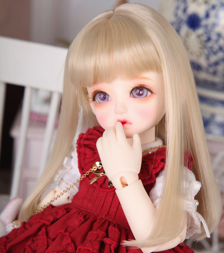 1/6 scale BJD sweet cute kid Honey Delf HANIEL BJD/SD Resin figure doll DIY Model Toys.Not included Clothes,shoes,wig 1 4 scale doll nude bjd recast bjd sd kid cute girl resin doll model toys not include clothes shoes wig and accessories a15a457