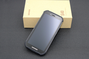 "Image 5 - DOOGEE S40 לייט NFC הסלולר מוקשח עמיד הלם נייד טלפון סלולרי אנדרואיד 9.0 4G smartphone 5.5 ""MTK6739 Quad Core טלפונים"