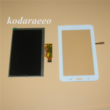For Samsung Galaxy Tab 3 Lite 7.0 T110 WIFi Tablet PC Touch Screen Digitizer with LCD Display Parts Tools