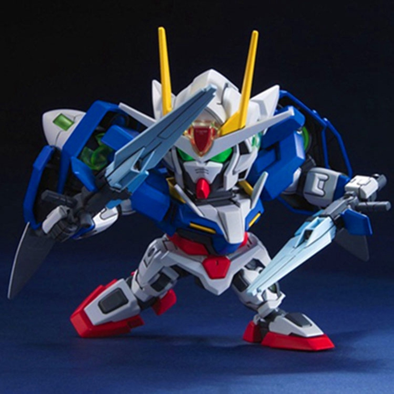 9cm Anime Figures Cartoon Gundam Robot Action figure Gundam SD/BB Robot Figures Puzzle Hand Model Brinquedo toys for Children free shipping action figures robot anime assembled gundam mg 1 100ew wing zero gundam luminous stickers original box gundam