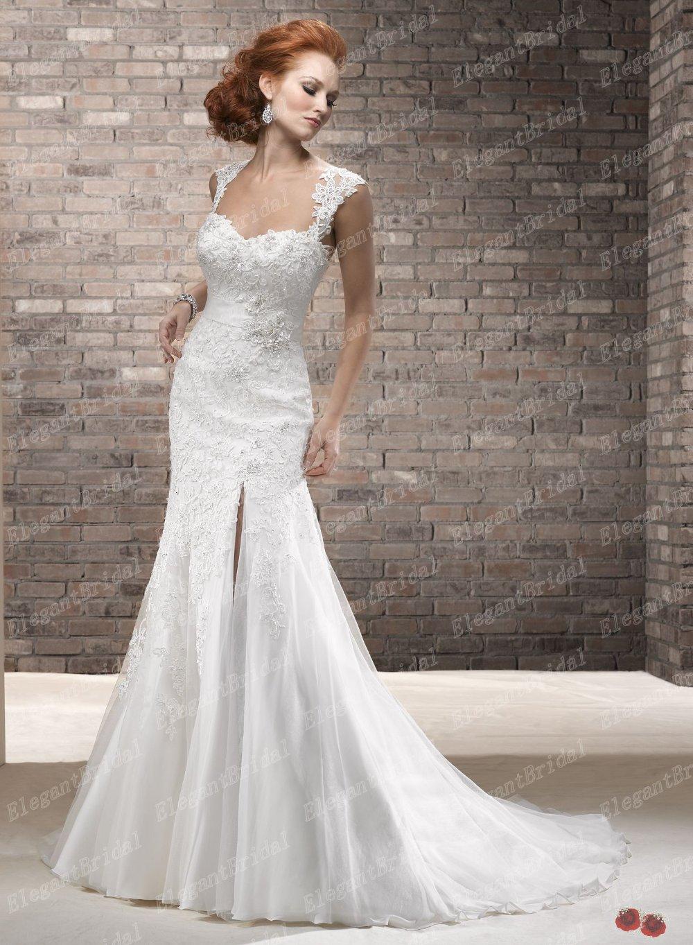 cap sleeve wedding dress cap sleeves simple mermaid lace wedding dress cap sleeves open back