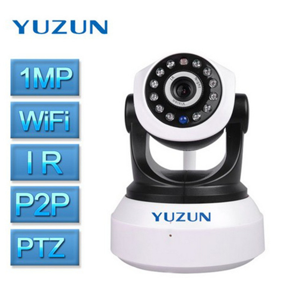 720P HD IP Camera Wireless Wifi Wi-fi Video Surveillance Night Vision Home Security Camera CCTV Camera Baby Monitor Indoor P2P