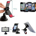New Universal Car Windshield Mount Stand Holder For iPhone GPS Holders car support car phone holder for samsung for huawei