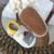 Outono Nova Chegada 0-1 Macio Com Solado de Couro Genuíno Anti-slip Encantador Dos Desenhos Animados Projeto da Impressão deslizamento de Baixo Top Primeira Walker
