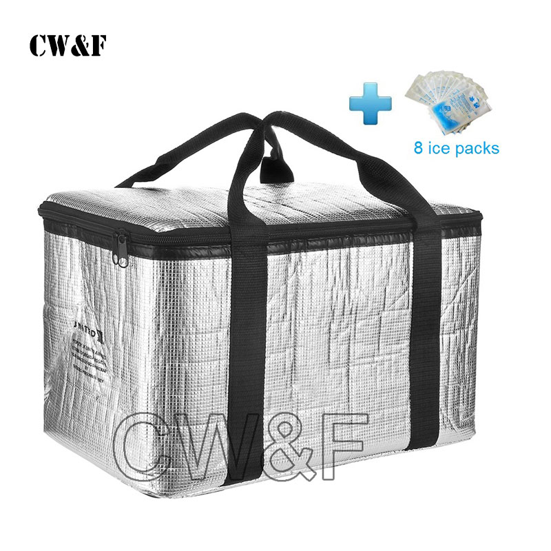 18L 2017 Fashion Style Large Size Cooler Bag For Travel Picnic Thermal Bag Bolsa Termica with